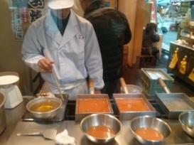 100 yen egg roll